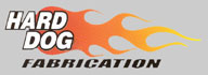 Hard Dog Fabrication Logo